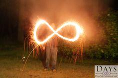 Sparkler Infinity, Wedding Sparklers