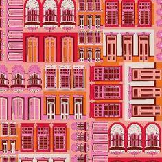 Encantadora, a estampa Casinhas foi inspirada na arquitetura e nas cores de Cuba.   Criada com traços suaves e cores marcantes, esta estampa já está espalhando alegria por toda a coleção de verão! ❤️ #scarfme #print #art #cuba #summer