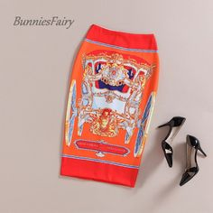 BunniesFairy 2016 Spring Summer Celebrity-inspired Ladies Stretch Pencil Skirt High Waist Midi Length Wrap Bodycon Tube Saias