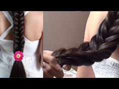 FISHTAIL BRAID Tutorial  Follow my tutorial for the quickest and easiest FISHTAIL Braid hairstyle. I've added a little trick that you can use as well so wait and watch ; )  For more beauty tips, hair and make up tutorials and fashion news subscribe to our channel on the link below for regular updates.   http://www.youtube.com/subscription_center?ad...