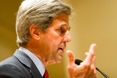 John Kerry: America Stands With Saudi Arabia While It Commits War Crimes in Yemen
