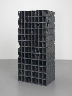 halfmongrel:    Mona Hatoum, Bourj III, 2011, mild steel tubing, 180 x 55 x 80cm, edition of 3 + 1 AP via www.maxhetzler.com