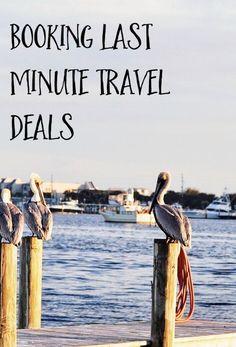 Best last minute travel deals europe