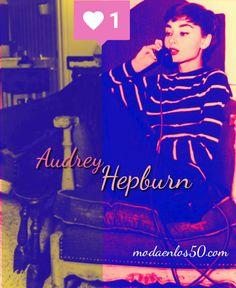 Divas al Teléfono - Moda en los 50 Sophia Loren, Elizabeth Taylor, Grace Kelly, Audrey Hepburn, Rockabilly, Moda Pinup, Pin Up, Hollywood, Retro