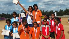 Inventure Academy declared as #winner Overall Championship. Volksfiesta 2014 Deens Academy Athletics Meet.