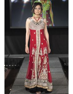 Red | Idrees Boutique