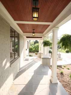 Image Result For Beadboard Front Porch Ceiling
