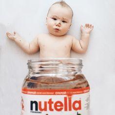 【寝相アートの進化系】BabyMugging(ベビーマギング)が面白い♪アイディア次第でもっと素敵にの17枚目の画像 | mama Jocee