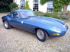 1965 Jaguar E-Type 'Lightweight-Style' Roadster