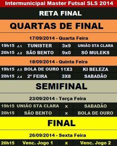 Vaiquemoli: Reta Final Intermunicipal Futsal SLS 2014