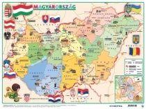 Stiefel könyöklő, Gyerek Mo. közigazgatása / domborzata A3 duo Diagram, Map, Pyrex, Boots, Location Map, Maps