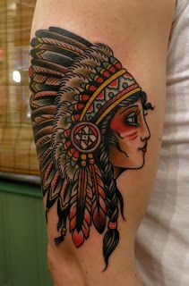Paul Anthony Dobleman - Traditional Style Tattoos