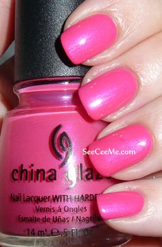 china glaze b girlz