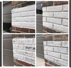 Do you hate the look of your exterior brick? We have found an easy solution and … Do you hate the look of your exterior.