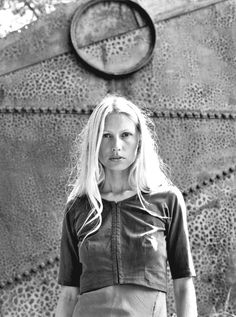 Kirsty Hume by Annabel Mehran for Awaveawake