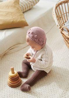 Oppskrifter - Baby - Strikke - Norsk - Sandnes Garn Knitting Needles, Knitting Yarn, Alpaca Wool, Merino Wool, Comfortable Outfits, Washing Clothes, Kids Rugs, Pattern, Threading