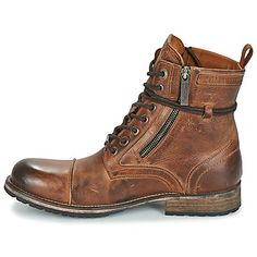 Mens Shoes Boots, Mens Boots Fashion, Leather Shoes, Shoe Boots, Tanker Boots, Black Leather Bomber Jacket, Gentleman Shoes, Mens Winter Boots, Karl Urban