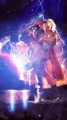 Animated Video GIF created by Sherilynn Gould Back To The Future Movie II Poster Animated Movie Posters, Movie Gifs, Film Posters, Animated Gif, Future Wallpaper, Retro Wallpaper, Iphone Wallpaper, The Future Movie, Back To The Future