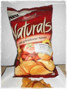 moppeline123: Produkttest: Naturals mit getrockneter Tomate