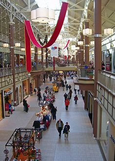 Danbury Fair is second largest mall in CT, anchored by Sears, Macy's and JC Penney