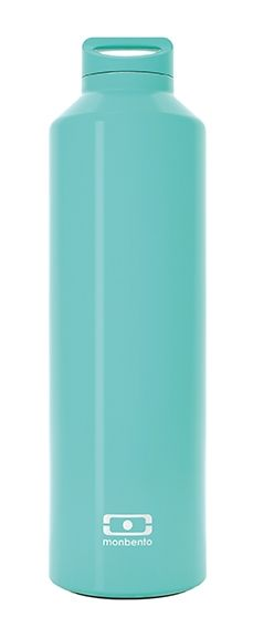 Culinarion   Bouteille isotherme MB Steel Jade - MONBENTO