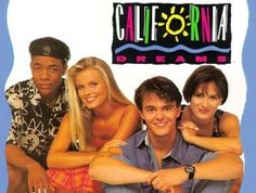 California Dreams - one of the reasons I woke up on a Saturday morning