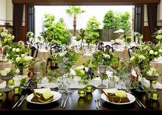 ガーデンヴィラ|パーティ会場|《公式》岐阜の結婚式場 ザ・パームガーデン|L.FLAT(エルフラットグループ)