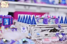 Frozen (Disney) Birthday Party Ideas | Photo 1 of 22