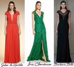 Dicas e vestidos de festa para baixinhas - Madrinhas de casamento