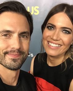This is us finale Mandy Moore Milo Ventimiglia, This Is Us Serie, Movie Couples, Hot Couples, Bette Davis Eyes, Best Duos, Love Film, Hooray For Hollywood, Wedding