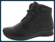 Think Chiwi Size 43, Color schwarz - Stiefel für frauen (*Partner-Link)