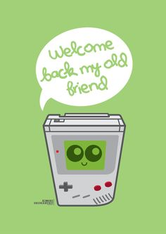 Welcome back my old friend by Kioshi Shimabuku, via Behance