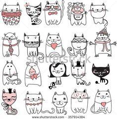 Cute Cats Fotos, imagens e fotografias Stock | Shutterstock