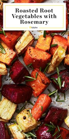 Memorize This Simple Formula for the Best Roasted Root Veget.- Memorize This Simple Formula for the Best Roasted Root Vegetables