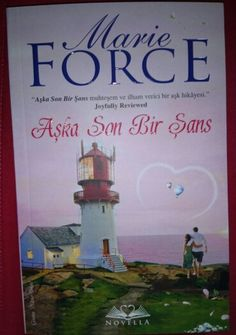 Yeni Kitabım.... #MarieForce #NovellaYayinlari #AşkaSonBirŞans #Kitaplarım  #KitaplariyiKivar  #KitapAşki  #KitapKurdu #Kitapkolik