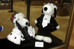 California - Santa Rosa: Snoopy's Gallery & Gift Shop - Designer Snoopy Collection - Vivienne Westwood by wallyg, via Flickr