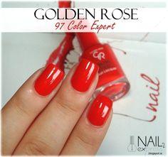 Nail 2 Express: Ocena: Golden Rose-97 (Color Expert)