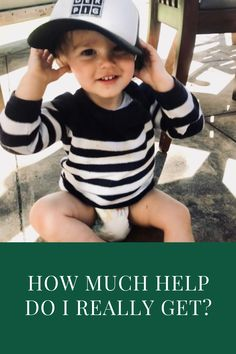 They say it takes a village to raise a child, and they're right. But many moms are embarassed by how much help they get. In this post I tell you exactly how much help I get to raise my boys. It's a lot. Momming is hard and there's no reason we shouldn't accept all the help we can get.
