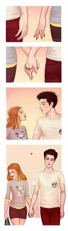 I promised to draw Stiles and Lydia, and well since it's V-Day *almost over but who cares* i thought i'd draw my favorite couple because all i want r. You're My Hero Teen Wolf Stydia, Teen Wolf Dylan, Teen Wolf Stiles, Dylan O'brien, Cute Couple Art, Cute Couples, Argent Teen Wolf, Teen Wolf Fan Art, Otp