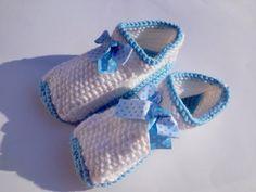 Knit Slippers/ Womens Slippers Socks/ Handmade by NataNatastudio