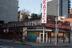 Katz Deli East Houston Street New York City #newyork, #NYC, #pinsland, https://apps.facebook.com/yangutu