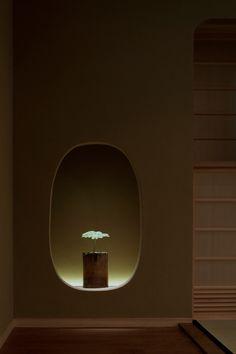 Spa Interior Design, Interior Design Elements, Japan Interior, Retail Interior, Display Design, Store Design, Chinese Tea Room, Japanese Restaurant Design, Japanese Modern