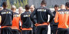 Primeiro treino de Marcelo no Atlético tem conversa e mistério na escalação Bruno Cantini/Clube Atlético Mineiro