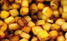 Look at this recipe - Hashed browns - from Ina Garten and other tasty dishes on Food Network. Potato Dishes, Potato Recipes, Potato Hash Brown Recipe, Hash Recipe, Best Breakfast, Breakfast Recipes, Food Network Recipes, Cooking Recipes, Diet Recipes