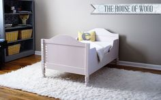 How to: Build a Toddler Bed » Curbly | DIY Design Community