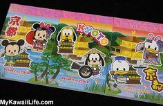 Disney In Kyoto Mini Memo Pads from MyKawaiiLife.com