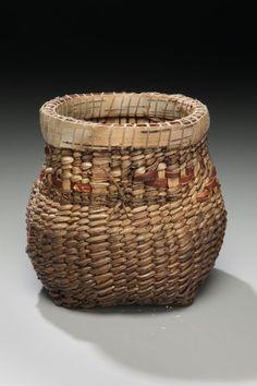 Bark & Vine Basket by Matt Tommey