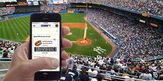 Les 30 #stades de la ligue de basebal américain sont équipés de la technologie #ibeacon