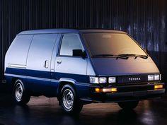 Toyota Cargo Van