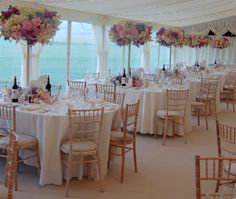 Planet Flowers: Private Marquee